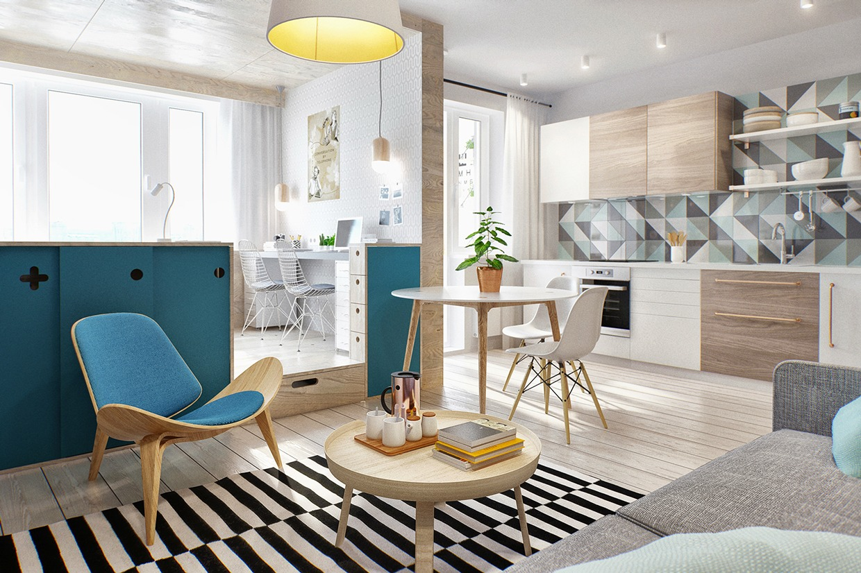 small apartment design 6b2f9
